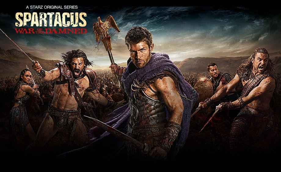 смотреть онлайн фильмы спартак 3 сезон: